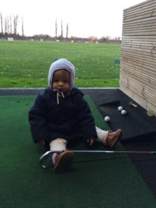Golf Performance - My New Training Partner